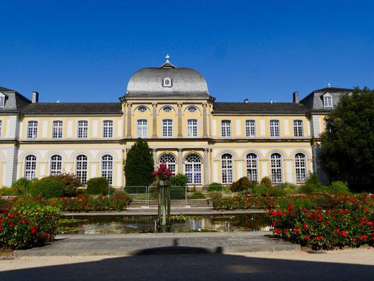 Gartenreise Deutschland: Botanischer Garten Universität Bonn