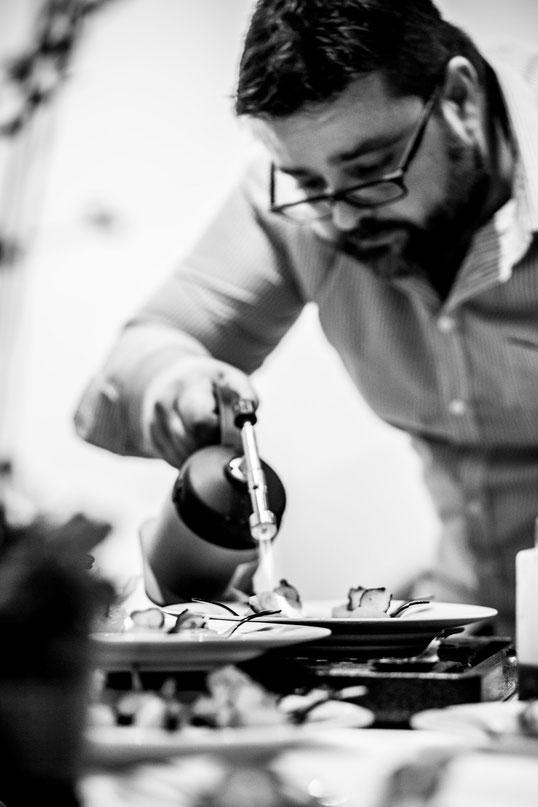 Bati Bordes, del Marino Dénia, preparará para D*NA algún plato de la Marina Alta en Madrid