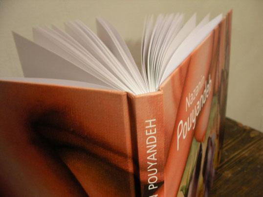 livre d'artiste monographie mise en page