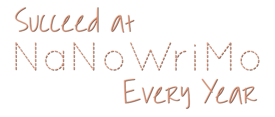 how to succeed at nanowrimo, tips