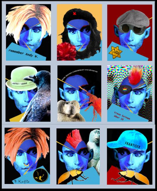 KAFKA LEBT. Remembering Andy Warhol.