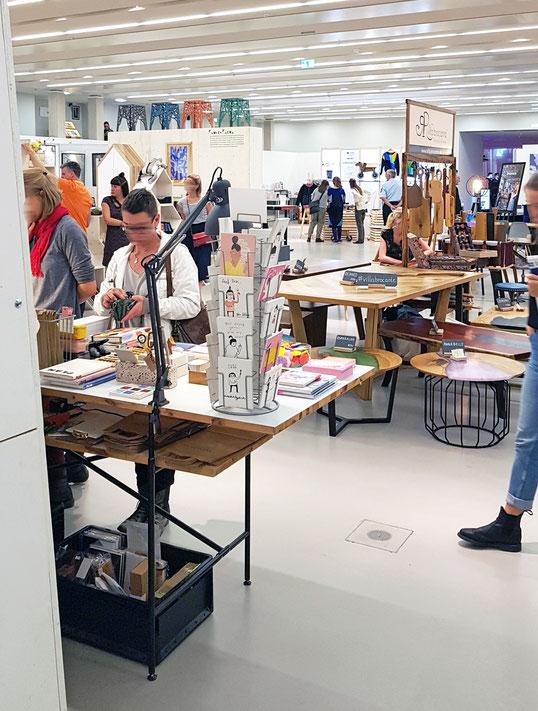 Ausstellungshalle der Designers' Open Leipzig