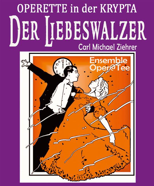 Der Liebeswalzer - Carl Michael Ziehrer in der KRYPTA
