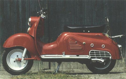 Bella R151 / 201. 1955 (1955-1956)