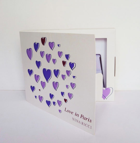 LOVE IN PARIS - COFFRET ST-VALENTIN