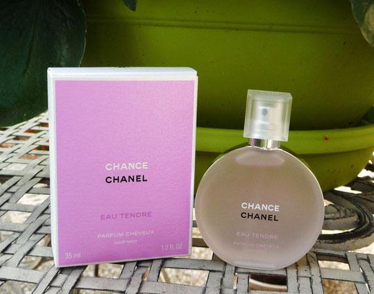 CHANCE : EAU TENDRE, Parfum pour cheveux.