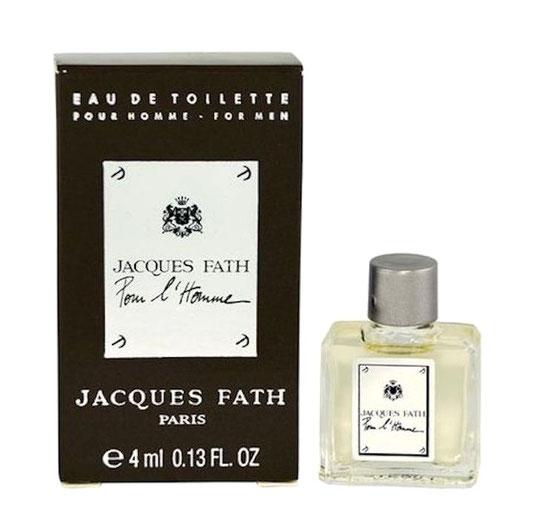 JACQUES FATH - POUR L'HOMME EAU DE TOILETTE 4 ML