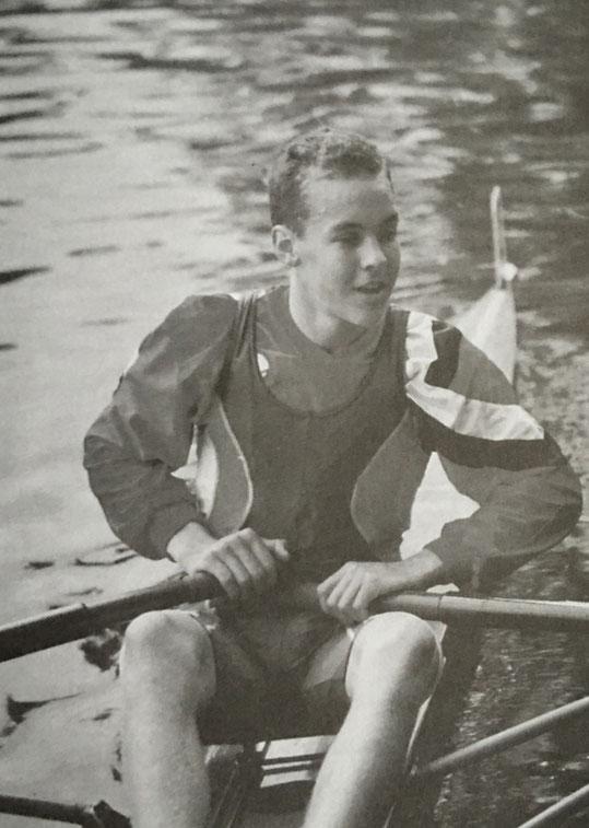 Christian Behr errang 1999 den 8. Platz auf dem Bundesentscheid in Mtinchen.