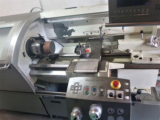 Drehmaschine Gildemeister NEF 320