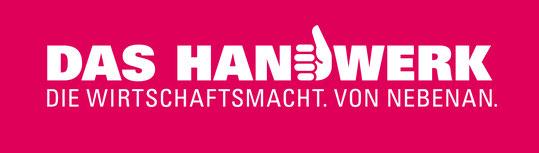 Logo Das Handwerk die Wirtschaftsmacht .