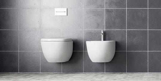 Bidet, das praktische Sitzwaschbecken