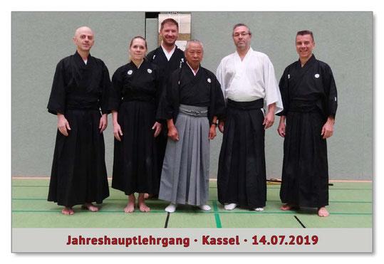 IAIDOKAI Offenburg, Iaido, japanische Schwertkampfkunst, John Görmann