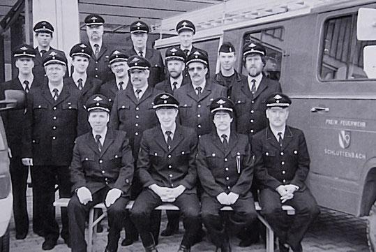 Aktive Mannschaft 1996