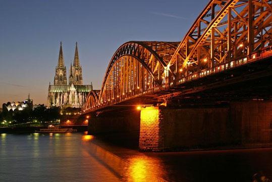 Kölner Dom und Altstadt