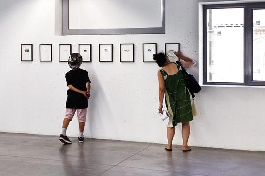 N/Z : une revue d'art et de littérature s'expose © jeanchristophe Lett
