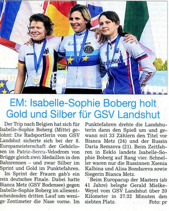 Quelle: Landshuter Zeitung 26.08.2016