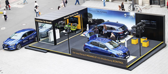 ROADSHOW | RENAULT PASSION TOUR