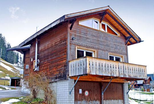 Gruppenhaus-bern.ch - Gruppenunterkünfte und Ferienwohnungen im Berner Oberland