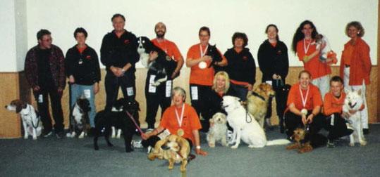 Landesmeisterschaft 2001 Verein Petingen