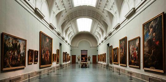 Билеты в музей Прадо в Мадриде