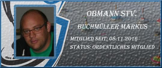 Obmann Stv. Markus Buchmüller