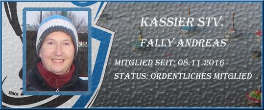 Kassier Stv. Andreas Fally