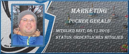 Marketing Gerald Pucher