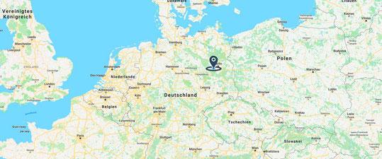 Braune Industrievertretung mit Sitz in Potsdam