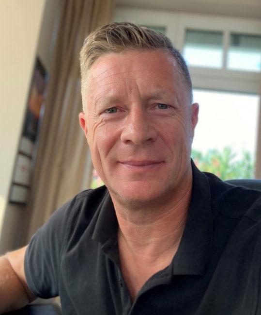 Ronald Braune - Inhaber von Braune Industrievertretung