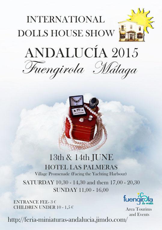 International Dolls House Show Andalucía 2012