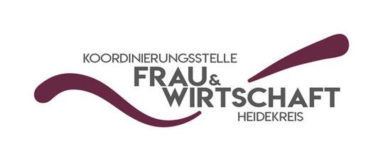 Logo: Koordinierungsstelle Frau & Wirtschaft Heidekreis