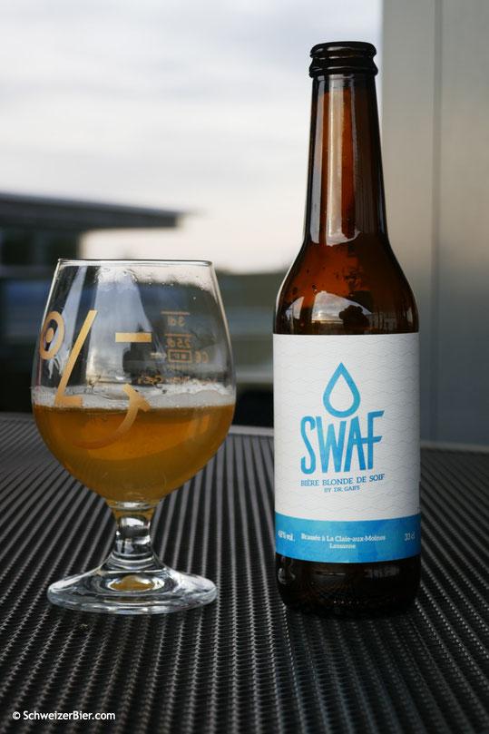 SWAF - Brassée à La Claie-aux-Moines