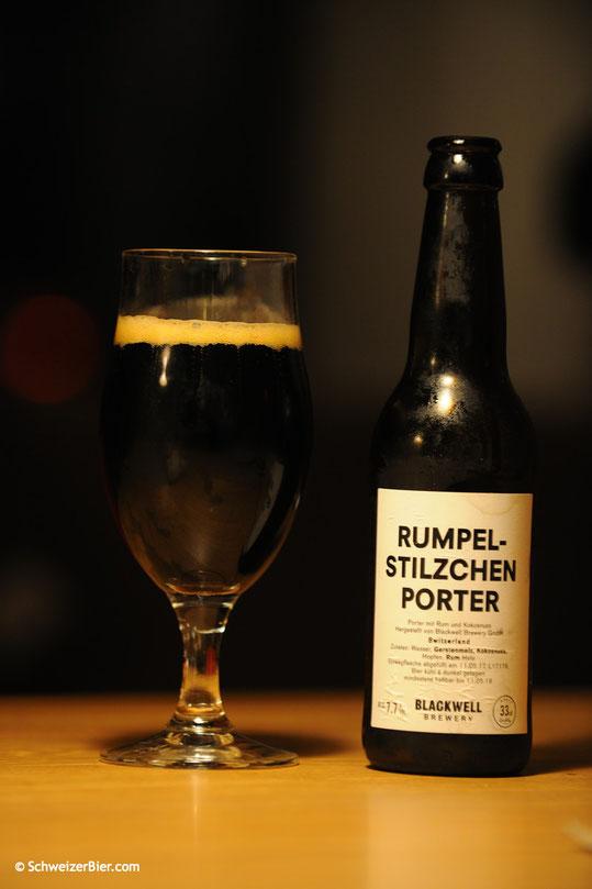 Rumpelstilzchen Porter - Blackwell Brewery