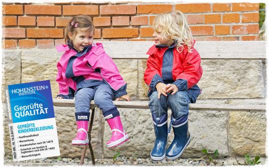 geprüft Regenbekleidung von Playshoes