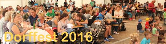 Bild: Dorffest Wünschendorf 2016