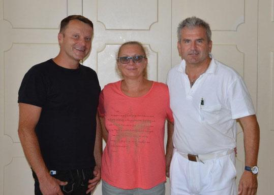 ORev FALTIN, FInsp FARSKY , Vzlt WEBER