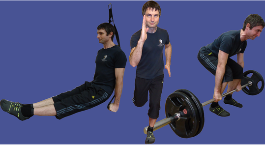 PFL the best all-round fitness regime and test for core stability, strength, speed, agility and quickness and power