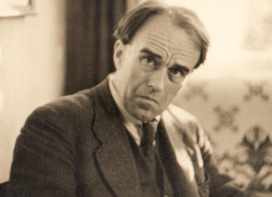 Erwin Bowiens Blick, 1945