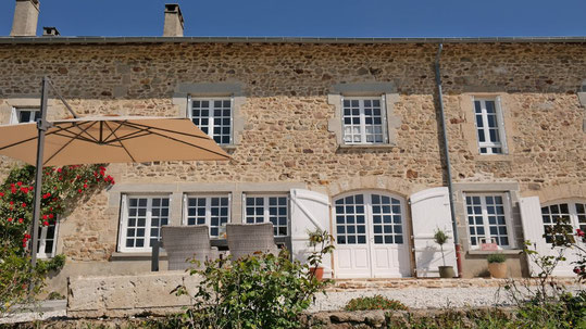 Spacious b&b in Haute-Vienne