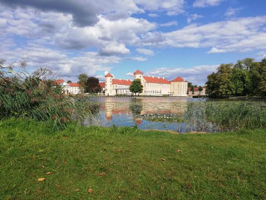 Rheinsberger Schloss, Rheinsberg, Urlaub, Ferienwohnung, Brandenburg