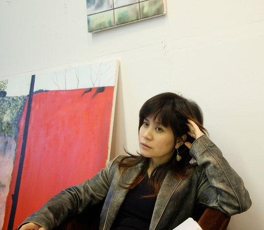 June Yun at Studio