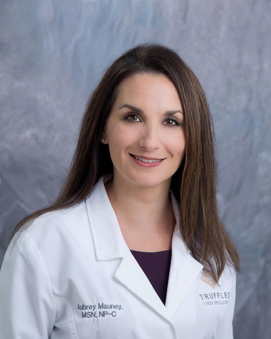 Ultrasound guided sclerotherapy performed by Aubrey Mauney, NP-C for varicose veins, spider veins, ultrasound guided sclerotherapy in Newnan, Sharpsburg, Fayetteville, and Peachtree City Georgia.