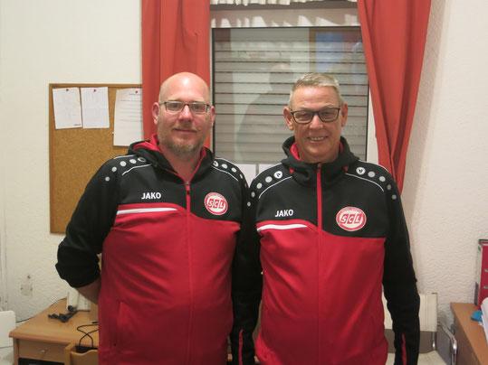 v.l.n.r. Martin Stockhofe, Dirk Böhnke
