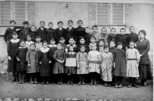 photo de classe 1915 !