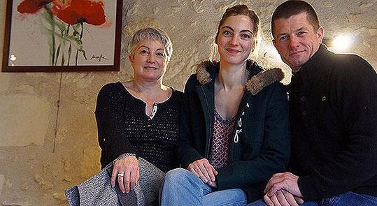 Catherine, Celine & Didier-Champalou | Champalou