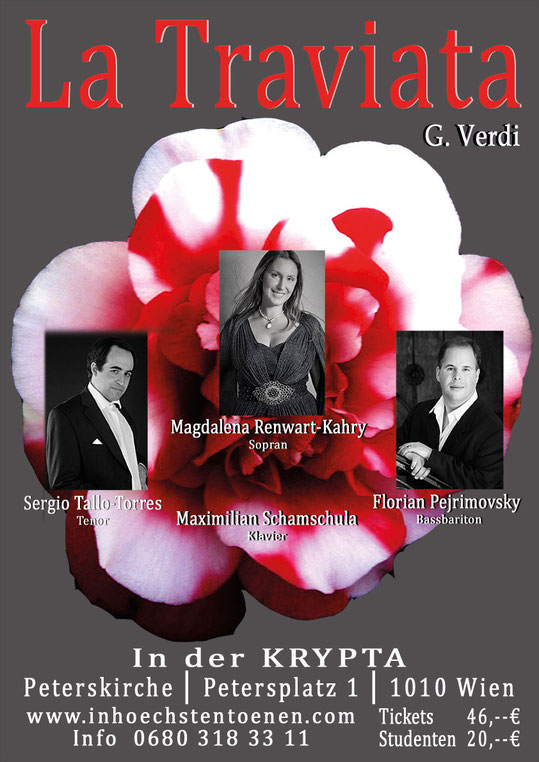 La Traviata - Highlights - Giuseppe Verdi   in der KRYPTA
