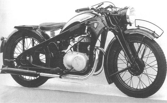 DBK250. 1936-1938.