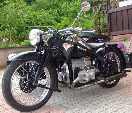 KS600 de 1938 à 1941 et de 1949 à 1951