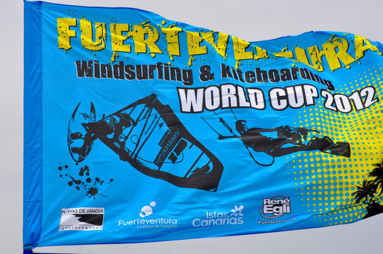 hautnah bei der Surf WM 2012