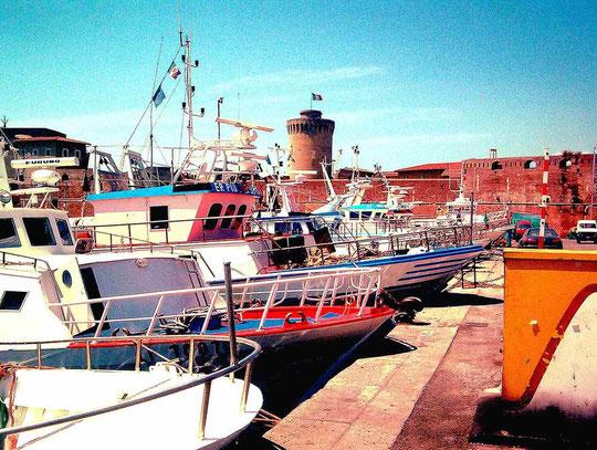 flotta pescherecci